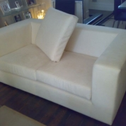 Phoca thumb l small modern two seater sofa