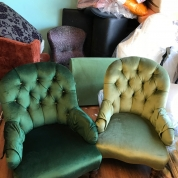 button-back-chairs