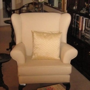 Phoca thumb l wing back armchair