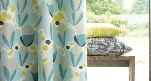 Bespoke curtains example image