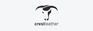 Crest Leather logo