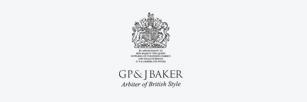 GP & Baker logo